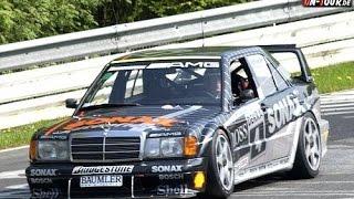 AMG 190 E EVO 2 DTM - Nurburgring GP - Assetto Corsa Pure Sound