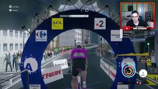TOUR de FRANCE 2018 PS4/XONE | PRO CYCLIST | Capítulo 2 | En Español
