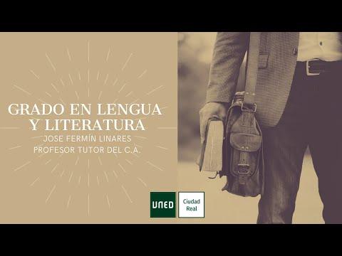 GRADO EN LENGUA Y LITERATURA (José Fermín Linares )