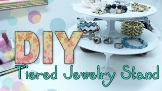 Diy Elegant Jewelry Stand