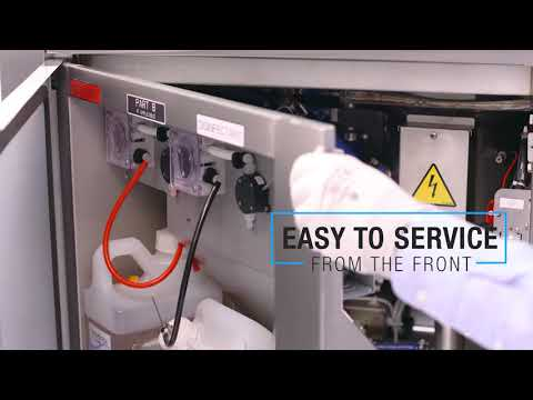 RELIANCE PTX® - ENDOSCOPE PROCESSING SYSTEM - DESIGNED TO PERFORM