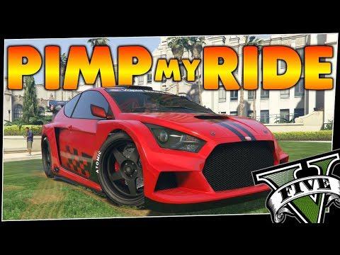 GTA 5 - Pimp My Ride #248 | VAPID FLASH GT | NEW Car Customization