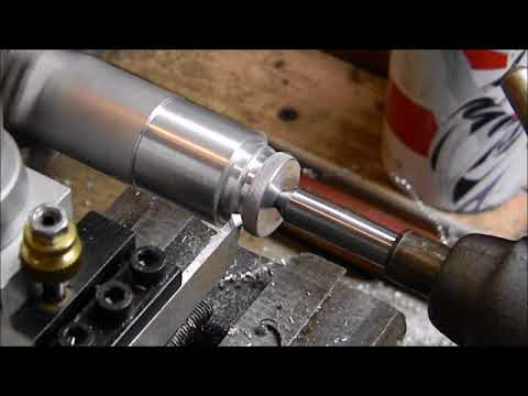 WORKING SOME ON CRAFTSMAN 109 METAL LATHE