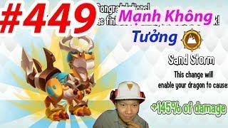✔️ Đại Ca Học Đường Dragon City HNT chơi game Nông Trại Rồng HNT Channel New 449