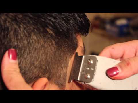 How To Cut Mens Boys Hair Under Minutes
