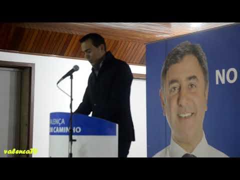 União de Freguesias de Valença, Cristelo Côvo e Arão os candidatos do PSD 2017