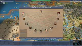 Интересная партия в Sid Meier's Civilization IV Beyond the Sword