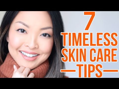 7 Timeless Skin Care Tips You Should Be Using!