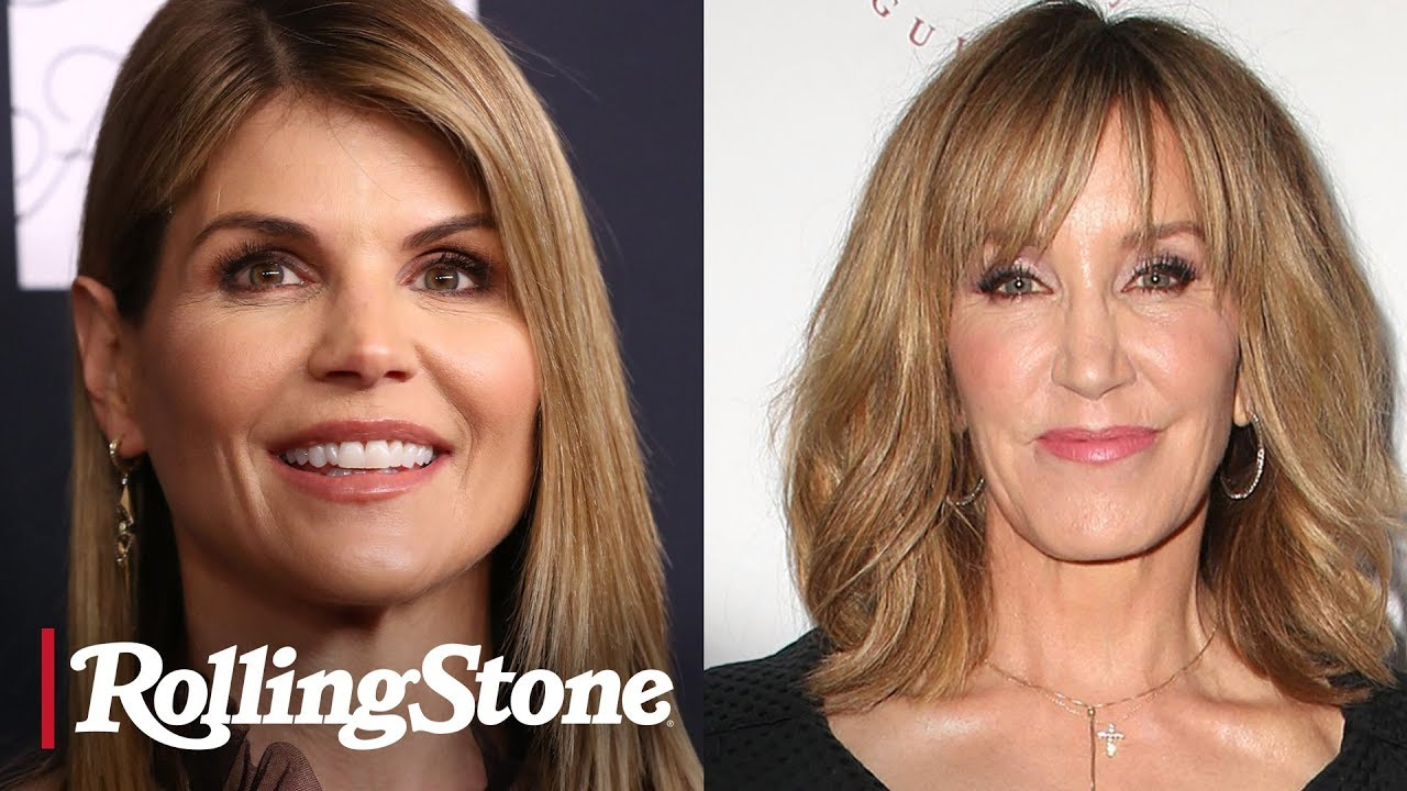 Lori Loughlin, Felicity Huffman Charged In Admissions Scheme, Hal Blaine Dead | RS News 3/12/19