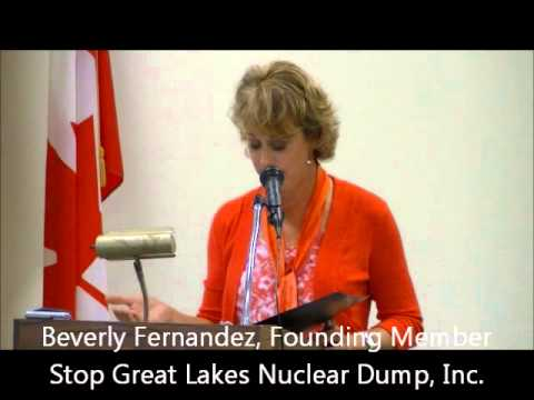 Save Our Great Lakes Home Town Meeting 7 29 2014   Edited Video