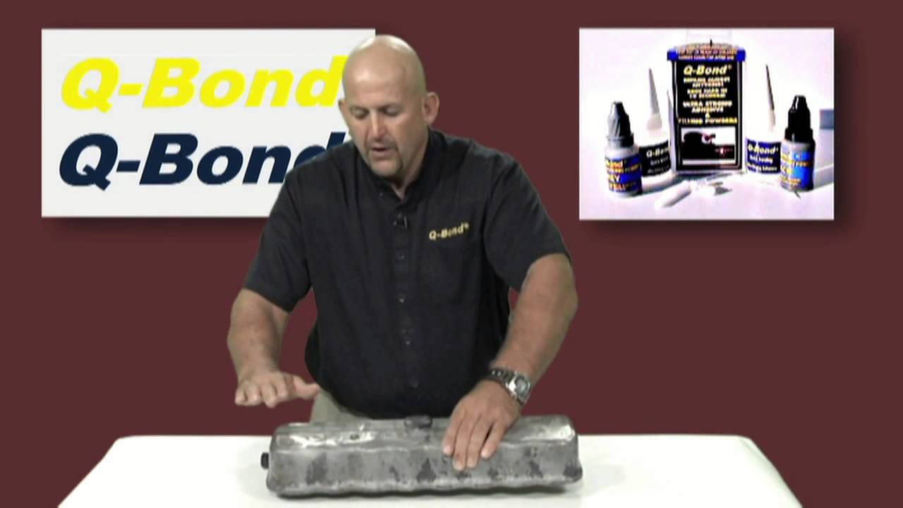 HOW STRONG IS Q BOND SUPER GLUE : WATCH THIS VIDEO - YouTube