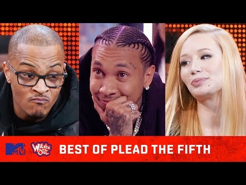 Best of 'Plead the Fifth' ft. Iggy Azalea, Tyga, Shaq & More! | Wild 'N Out | #PleadTheFifth