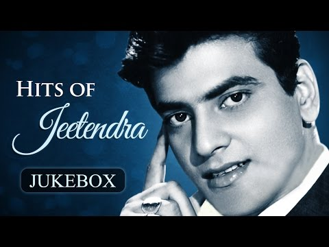 Jeetendra Hit Songs Collection (HD) - Jukebox - Bollywood Evergreen Hindi Songs