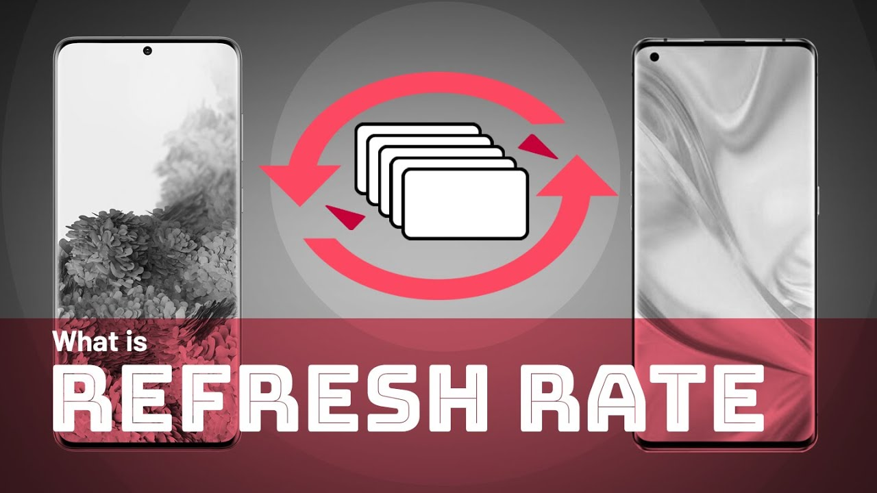 Should you care about the refresh rate of your smartphone display?
