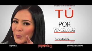 Revista exclusiva | Limpiando a Venezuela - Respeta al medio ambiente