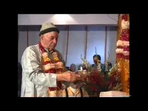 Guru Aarti With Papaji