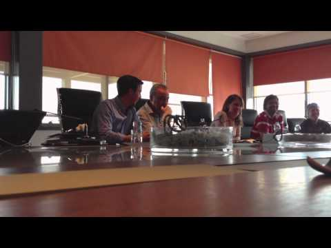 KKTV: Kerrie Kelly Interviews Cosentino Owners in Almeria, Spain