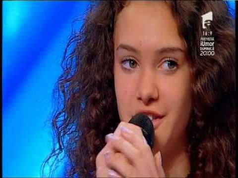 Prezentare: Olga Verbitschi a venit din Chişinău direct pe scenă X Factor