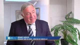 Politique : Gérard Larcher évoque avenir de l'UMP, élections, et rôle du Sénat