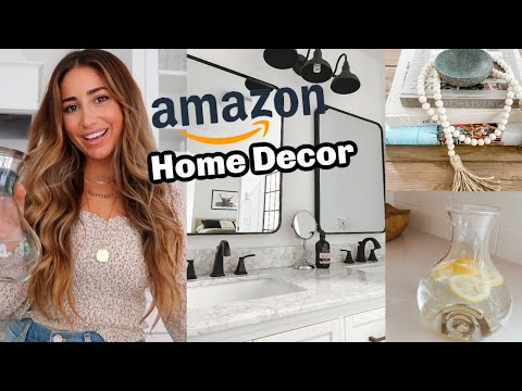 AMAZON HOME DECOR MUST HAVES/ Furniture, decor, baby products