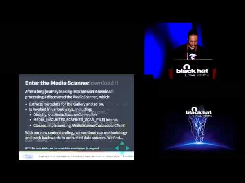 Stagefright: Scary Code in the Heart of Android