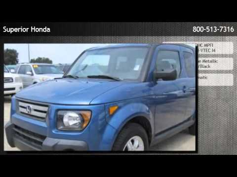 2008 Honda Element 4wd Ex Automatic New Orleans Youtube