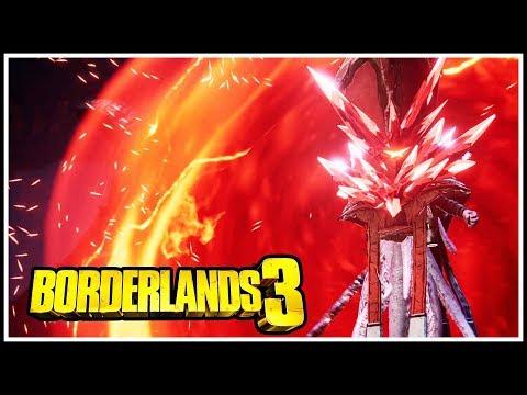 Empowered Scholar Borderlands 3 DLC Boss Fight