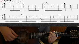 Opeth Will O The Wisp guitar lesson