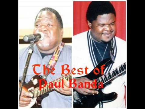 The Best of Mr Paul Banda Mix-DJChizzariana
