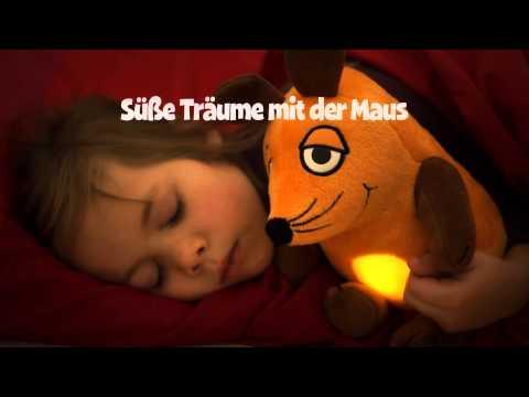 Ansmann Schlummer - Nachtlicht Maus