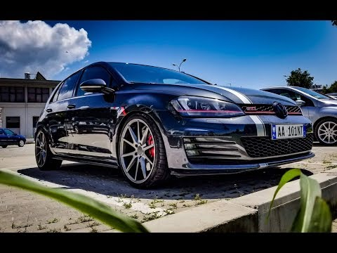 Tuned MK7 VW Golf GTI Performance Pack by ProTuned AlbaniaBusinessMag Automotive S1E3