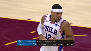 Cleveland cavaliers vs Philadelphia 76ers | November 17,2019