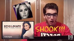 DEMI LOVATO - SIMPLY COMPLICATED (OFFICIAL DOCUMENTARY REACTION!!!)