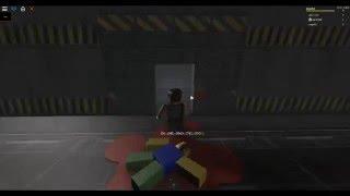 [Česky] Roblox - horror (area 51) /W kilermichal