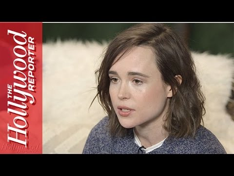 "Ellen Page on Shooting with a Toddler: ""You Had No Choice but to Be in the Present Moment"""
