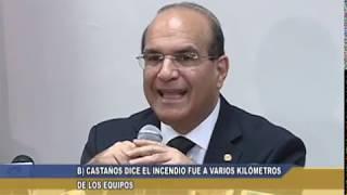 Castaños Desmintió Las Acusaciones Hechas  Por El Ex-Presidente Leonel Fernández.