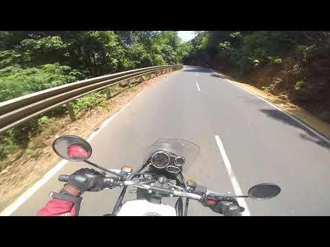 Hari Pillai's ride on Anmod ghat