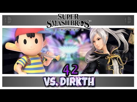 Super Smash Bros. Ultimate - Vs. DirkTheHusky [42] thumbnail