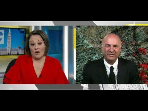Kevin O'Leary Owns The Narrative In CBC Interview
