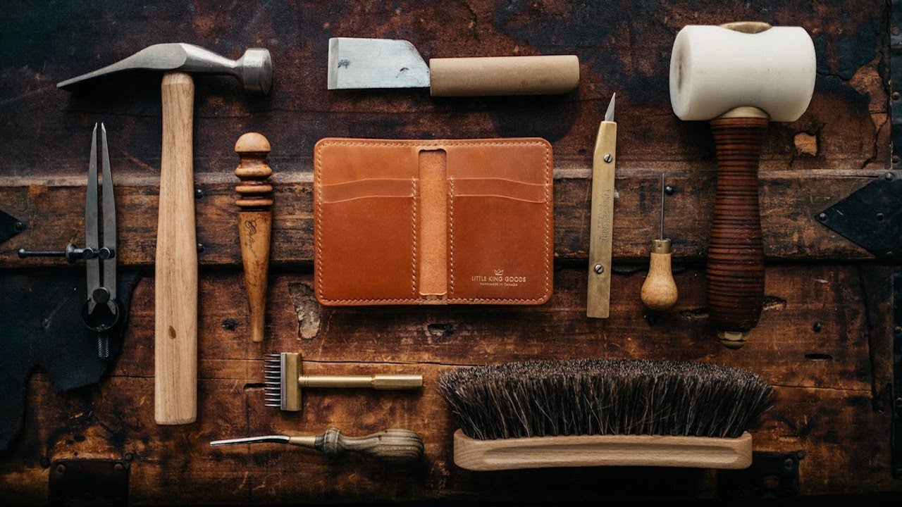 Repeat Getting started in LEATHERCRAFT - Tools you will NEED