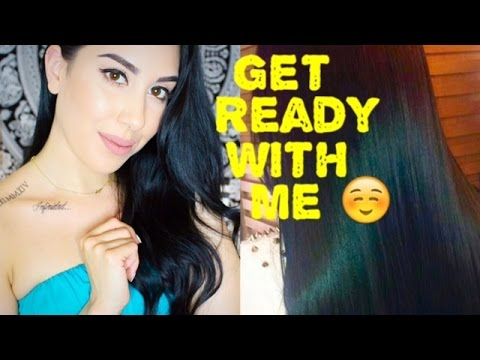 GET READY WITH ME: SUMMER