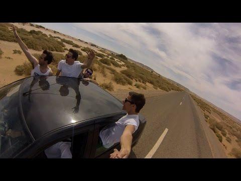 Morocco Road Trip   GoPro