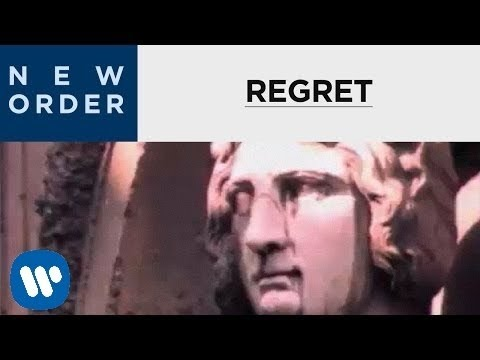 New Order - Regret [OFFICIAL MUSIC VIDEO]