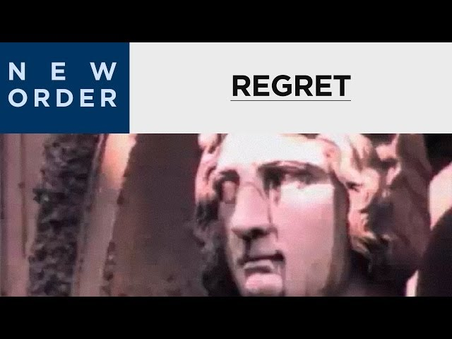 New Order - Regret (Official Music Video)