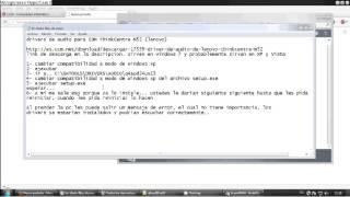 Drivers De Audio Para Ibm Thinkcentre M52 Lenovo