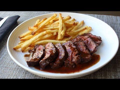 Butcher's Steak aka Hanger Steak  How to Trim and Cook Butcher's Steak