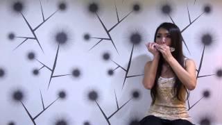John Legend - All of Me (Aiden N Evelyn harmonica cover)