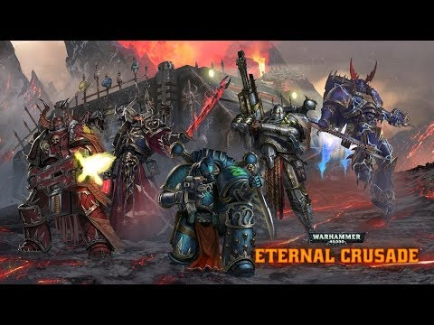 Warhammer 40k Eternal Crusade | That nasty nurgle boy! | Chaos Gameplay
