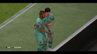 Unstoppable Arturo Vidal Strike Fifa 19