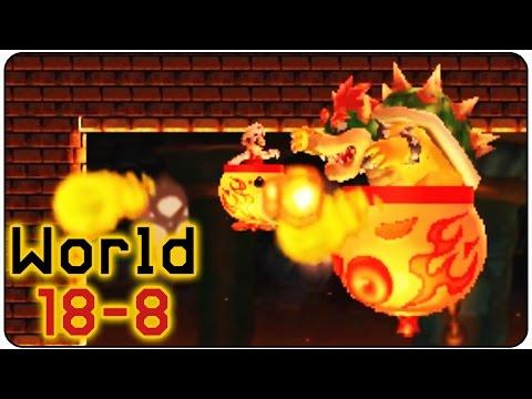 Super Mario Maker 3DS - World 18-8